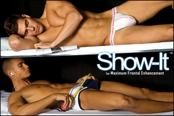 Andrew Christian - Show-it Now Shopping to 116 Countries