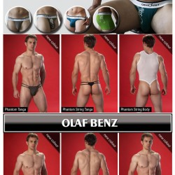 Dead Good Undies – New Obviously and Olaf Benz