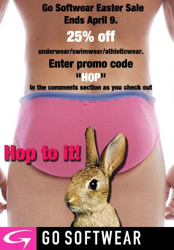 Go Softwear - Easter Sale