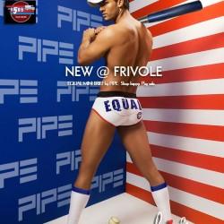 Frivole – New Pipe Equal Mini Brief