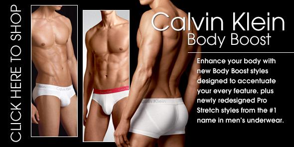 10 Percent - New Calvin Klein Boost