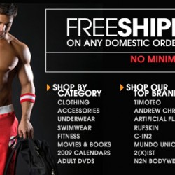 10 Percent – Free Shipping on Domestic Orders
