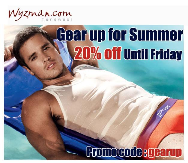Wyzman - 20% Off Sale