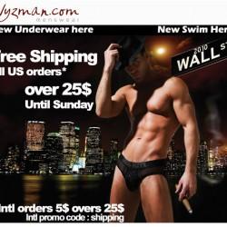 Wyzman – Free Shipping Till Sunday
