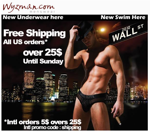 Wyzman - Free Shipping Till Sunday