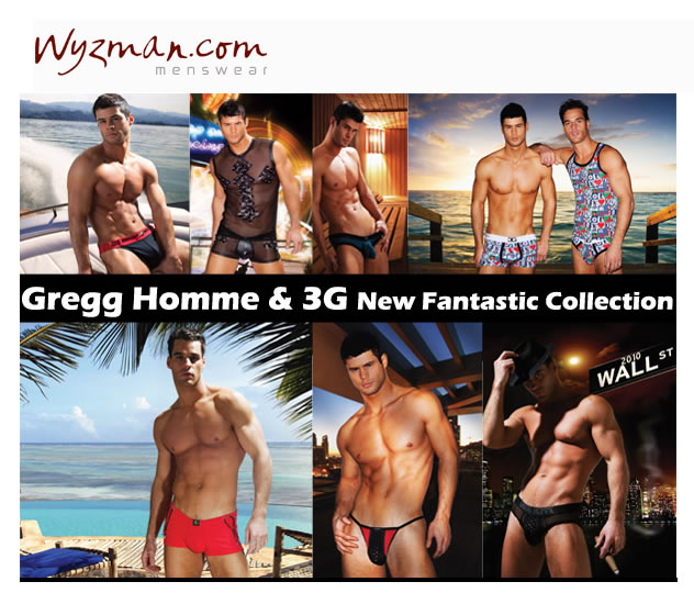 Wyzman - New Gregg Homme and 3G