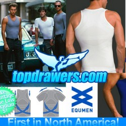 Topdrawers – Equmen Core Precision Undershirts