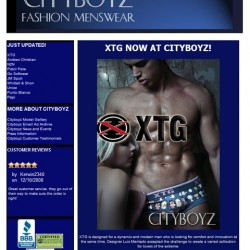 XTG Swimear and Underwear Just Added