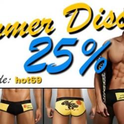 Pipe Undewear – 25% off!