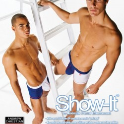 Andrew Christian – Now shipping the Show-It Line