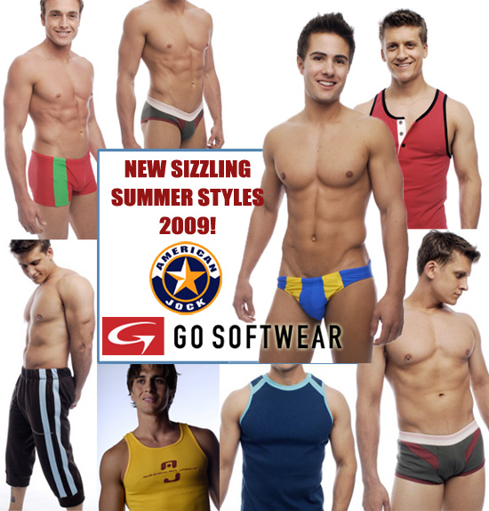 Go Softwear - New Styles for Summer