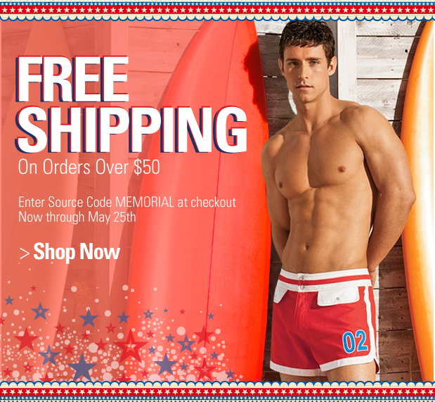 UnderGeaer - Free Shipping on Memorial Day Weekend
