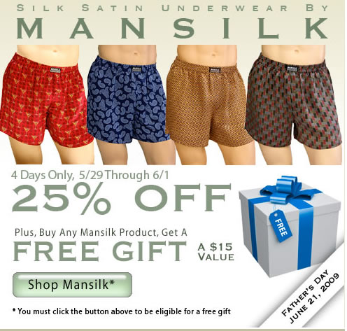 His Room - Mansilk Sale