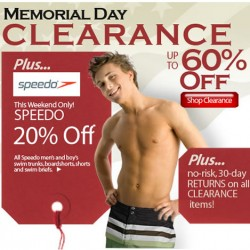 His Room – Speedo Sale and Clerance