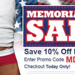 NuWear – Memorial Day Sale