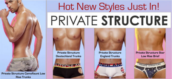 NuWear - New Private Structure Styles in Stock