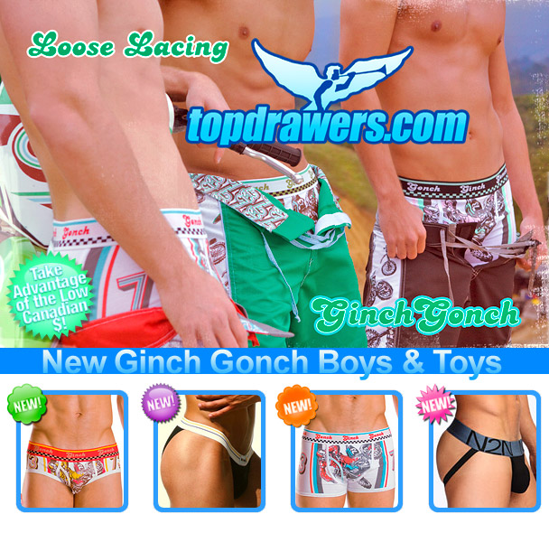 Top Drawers - New Ginch Gonch Boys & Toys