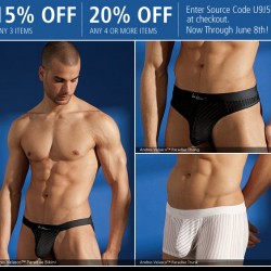 UnderGear – Save Up To 20% + New Styles From DKNY, Ed Hardy & More!