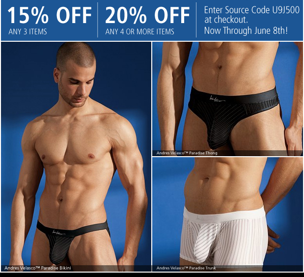 UnderGear - Save Up To 20% + New Styles From DKNY, Ed Hardy & More!