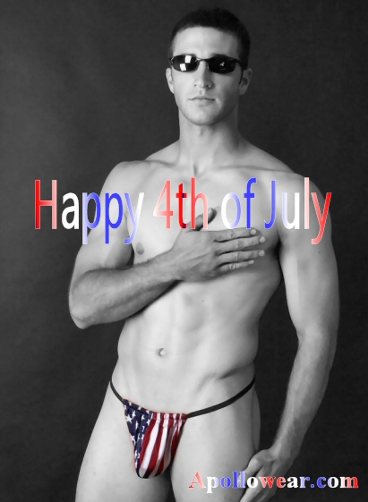 Apollo Wear - Happy Independance Day!