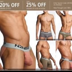 UnderGear – Save up to 25% off and New N2N
