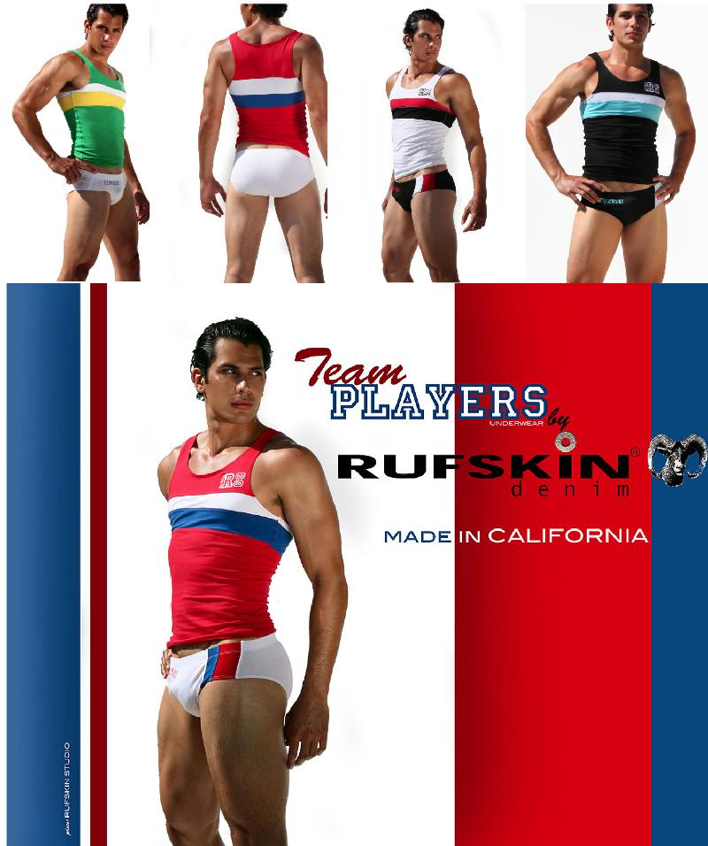 Rufkskin - Team Players Line