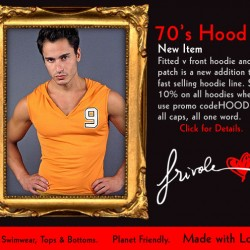 Frivole – 70's Hood Sale