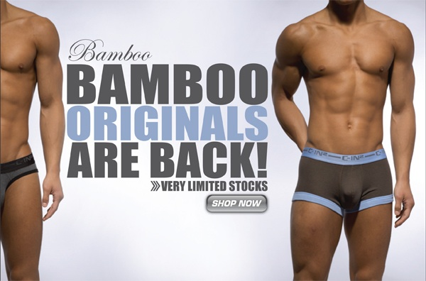 C-IN2U - Bamboo Orginials are Back!
