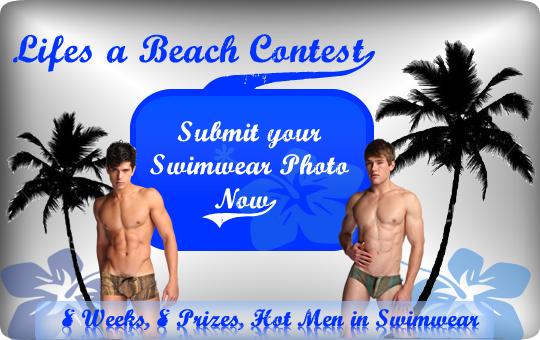 JockBoyLocker - Life's a Beach Contest