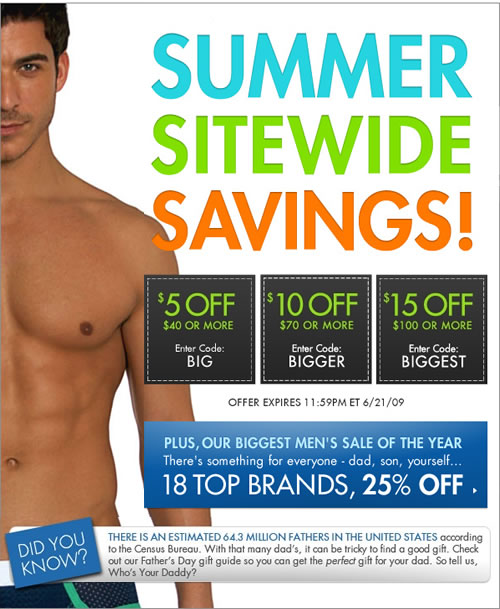 Fresh Pair  - Summer Site Wide Sale