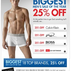 Fresh Pair – Biggest Sale of the Year