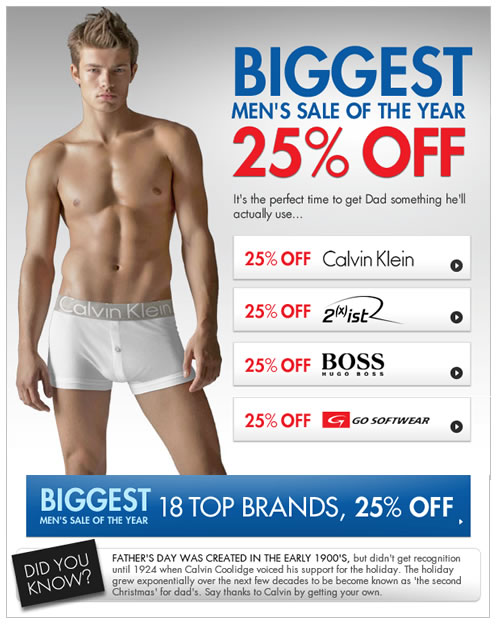 Fresh Pair - Biggest Sale of the Year