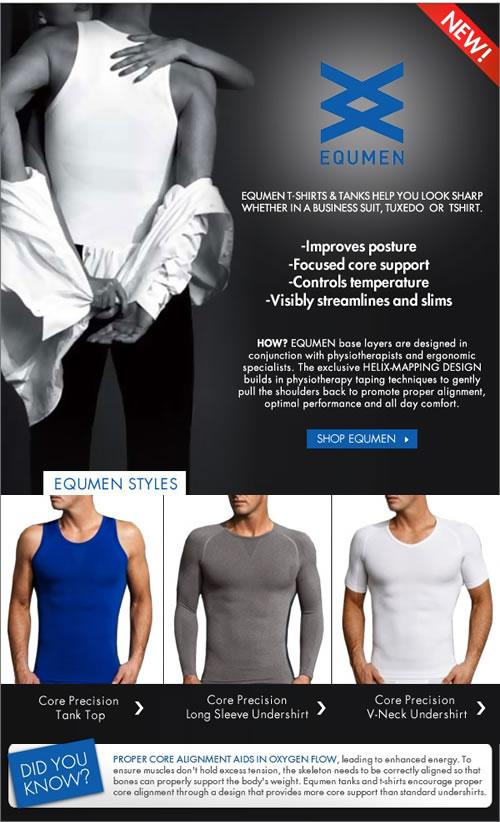 Fresh Pair - Equmen Shirts now in Stock