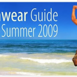International Jock – Swimwear Guide 2009