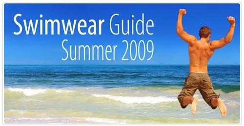 International Jock - Swimwear Guide 2009
