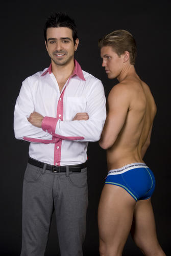 """Andrew Christian - HELP YOUR DAD """"LIFT UP"""" AND """"SHOW"""" THE WORLD"""