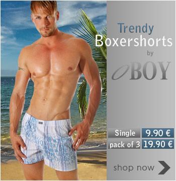 Oboy - Fashion Boxers