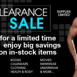 10 Percent – Clearance Sale