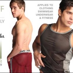 10 Percent – 20% off N2N Bodywear