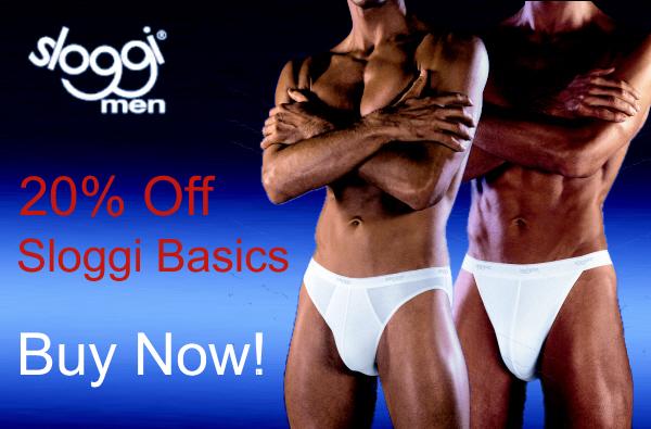 Giggleberries - Sloggi Basics Sale