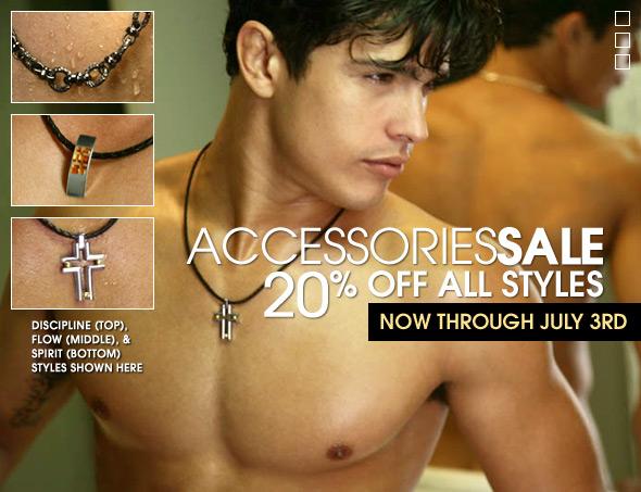 10 Percent.com - Accessory Sale