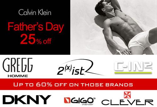 Wyzman - CK Fathers Day Sale