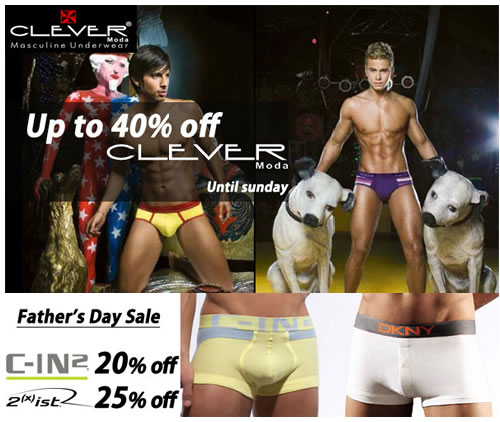 Wyzman - Clever and C-IN2 & 2(x)ist Sale