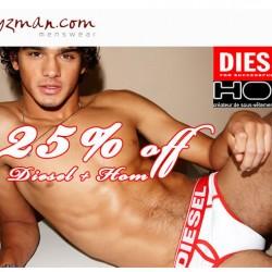 Wyzman – Diesel on sale !