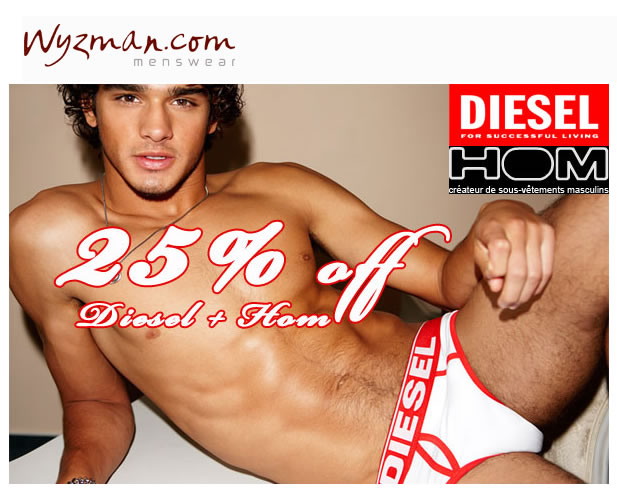 Wyzman - Diesel on sale !
