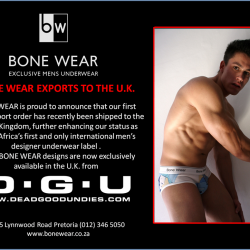 Bone Wear – Exclusively at Dead Good Undies