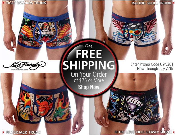 Free Shipping at UnderGear