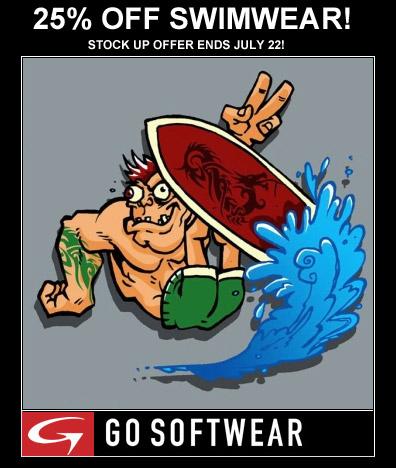 GoSoftwear Swimwear Sale