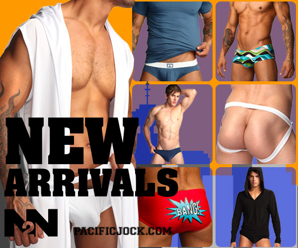 Pacific Jock - New Arrivals from N2N and Rufskin