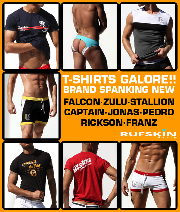New Rufskin at Pacific Jock